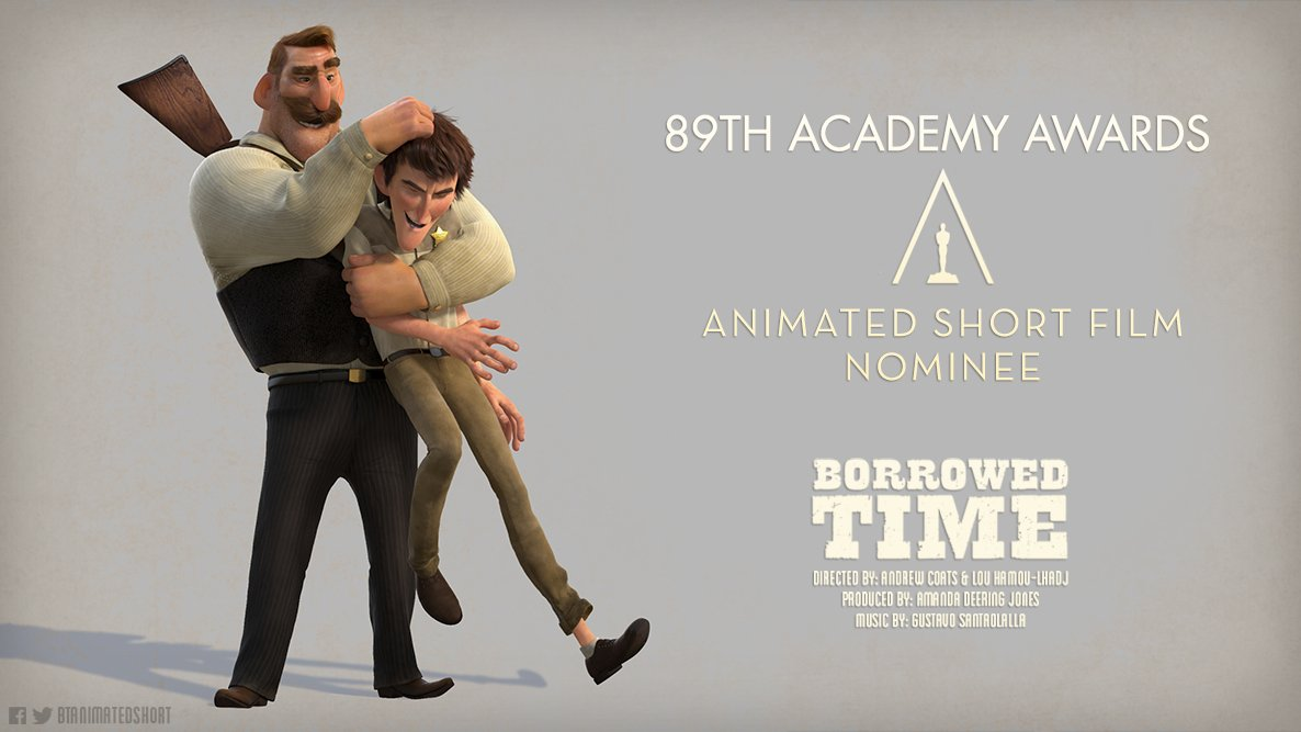 Borrowed Time Academy Awards