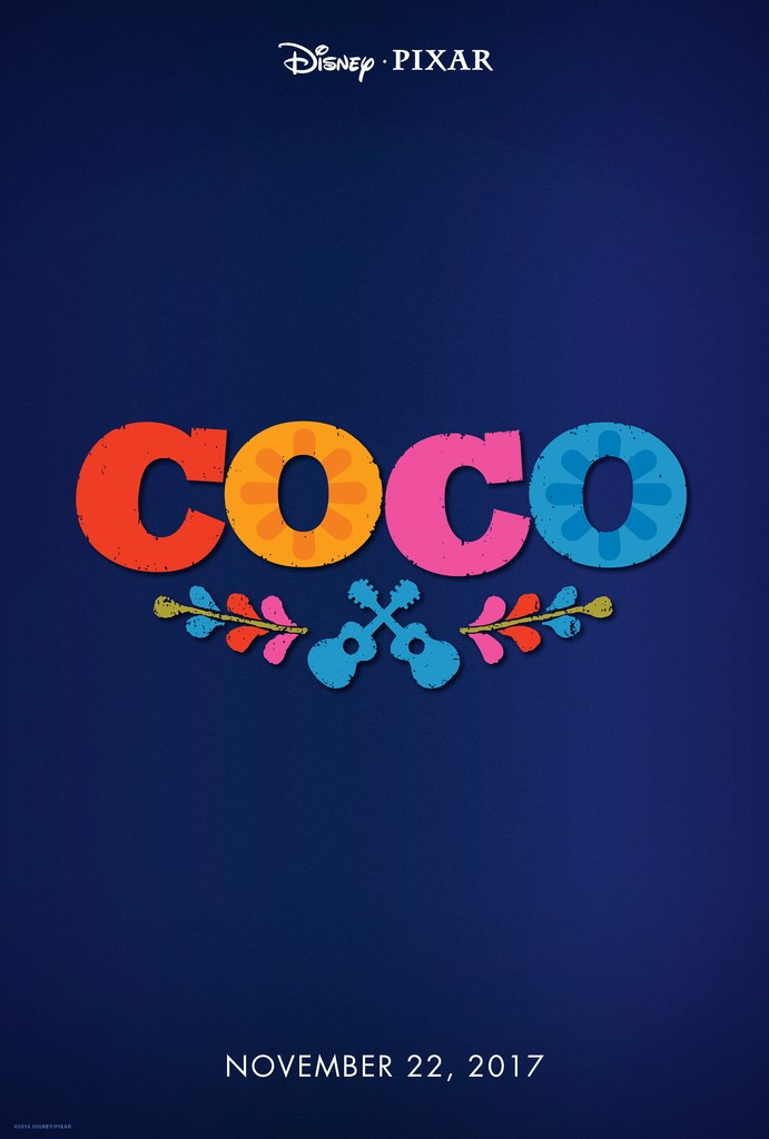 Coco Poster Official