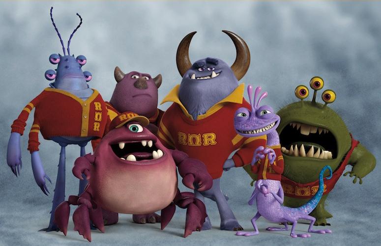 Monsters University Mini-Postmortem   David M. Lally
